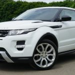 Blokada kierownicy Land Rover