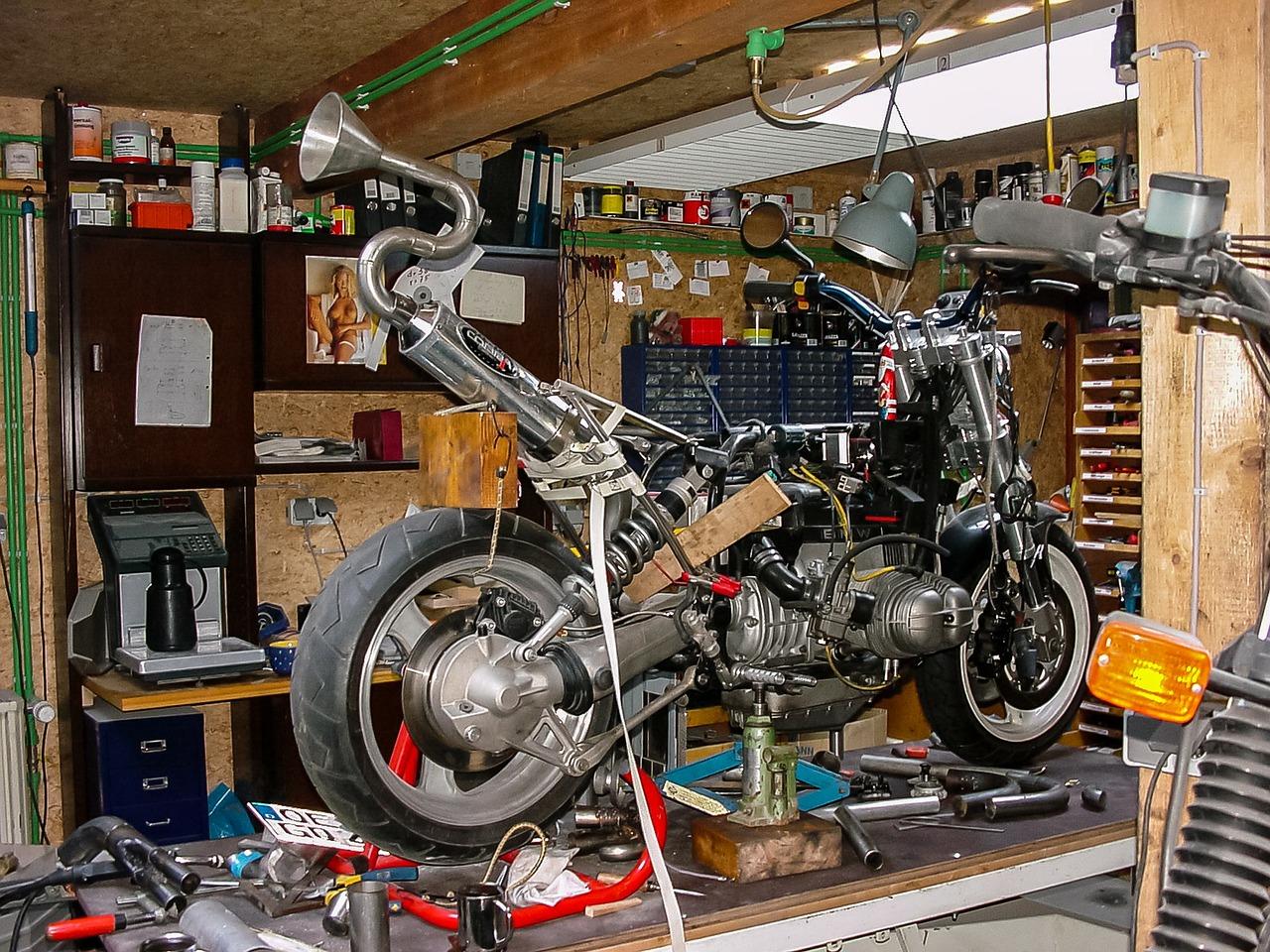 Części do motocykli: jakie są w sprzedaży?