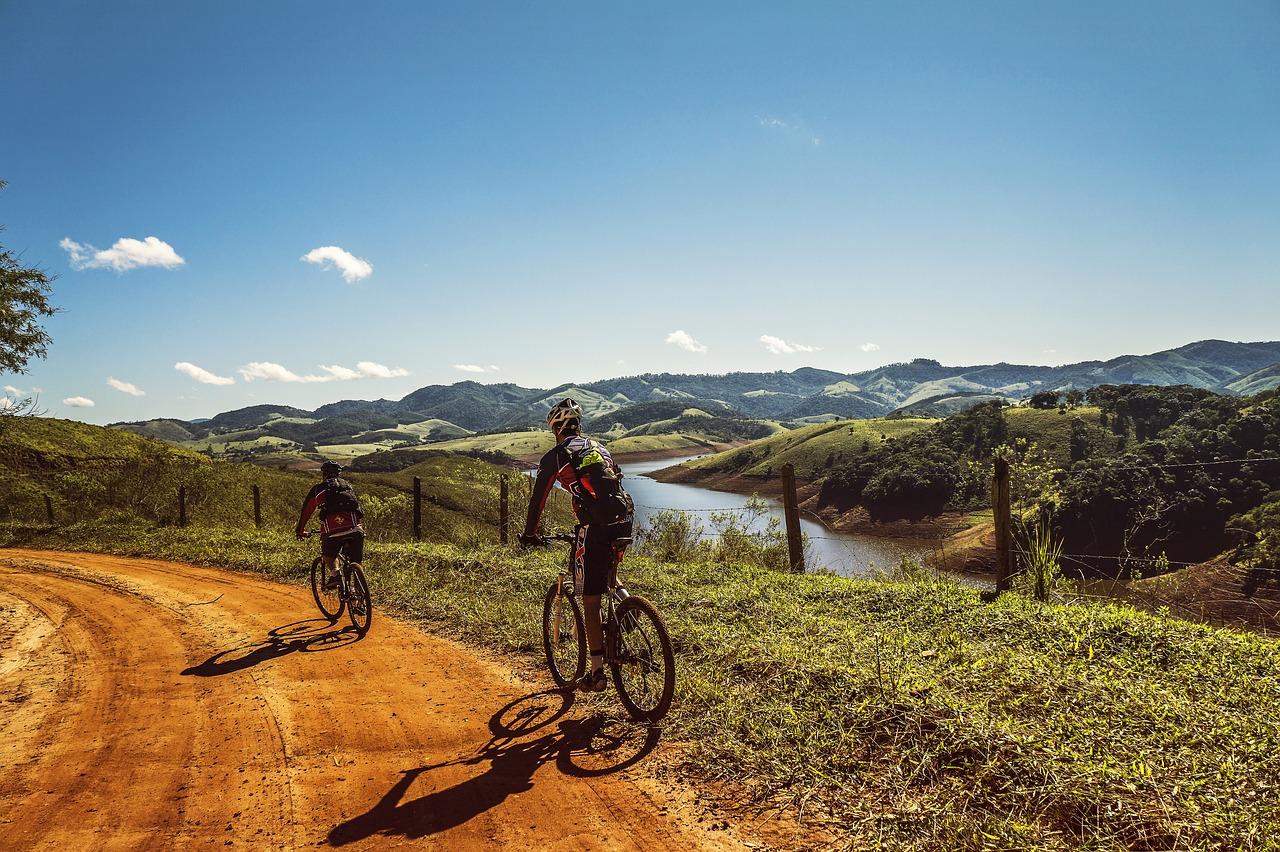 Szeroki wybór rowerów górskich